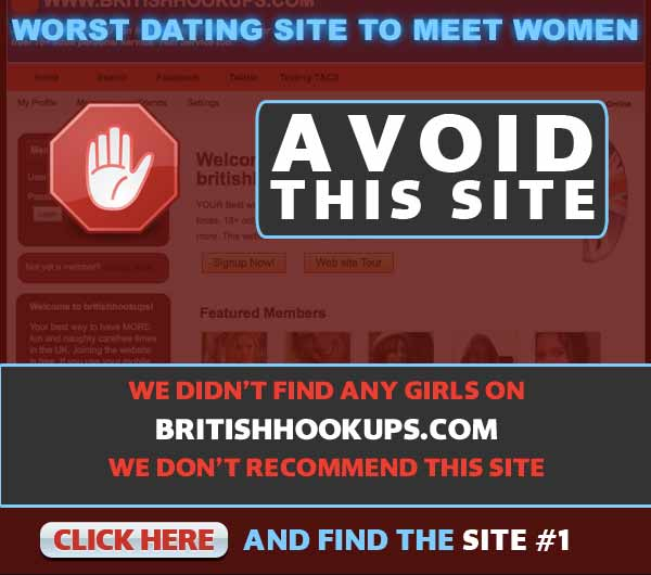 Reviews of BritishHookups.com