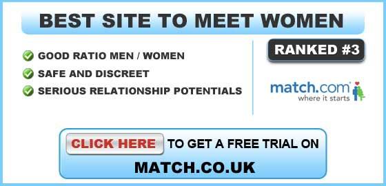 UK Match.com tests to meet women