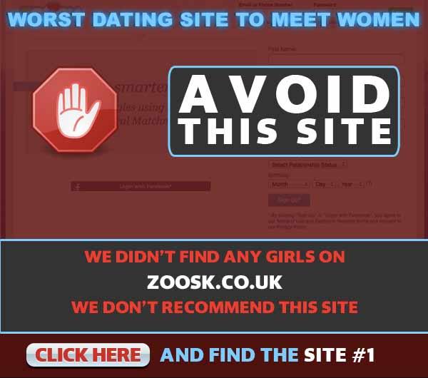 Reviews of Zoosk.co.uk